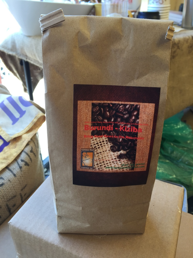 Burundi - Kiziba Medium Roast