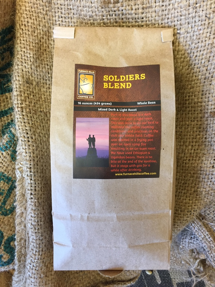 Soldiers Blend