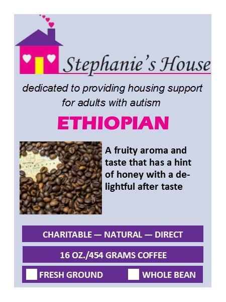 Stephanie's House Ethiopian
