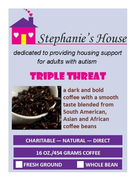 Stephanie's House Triple Threat Blend