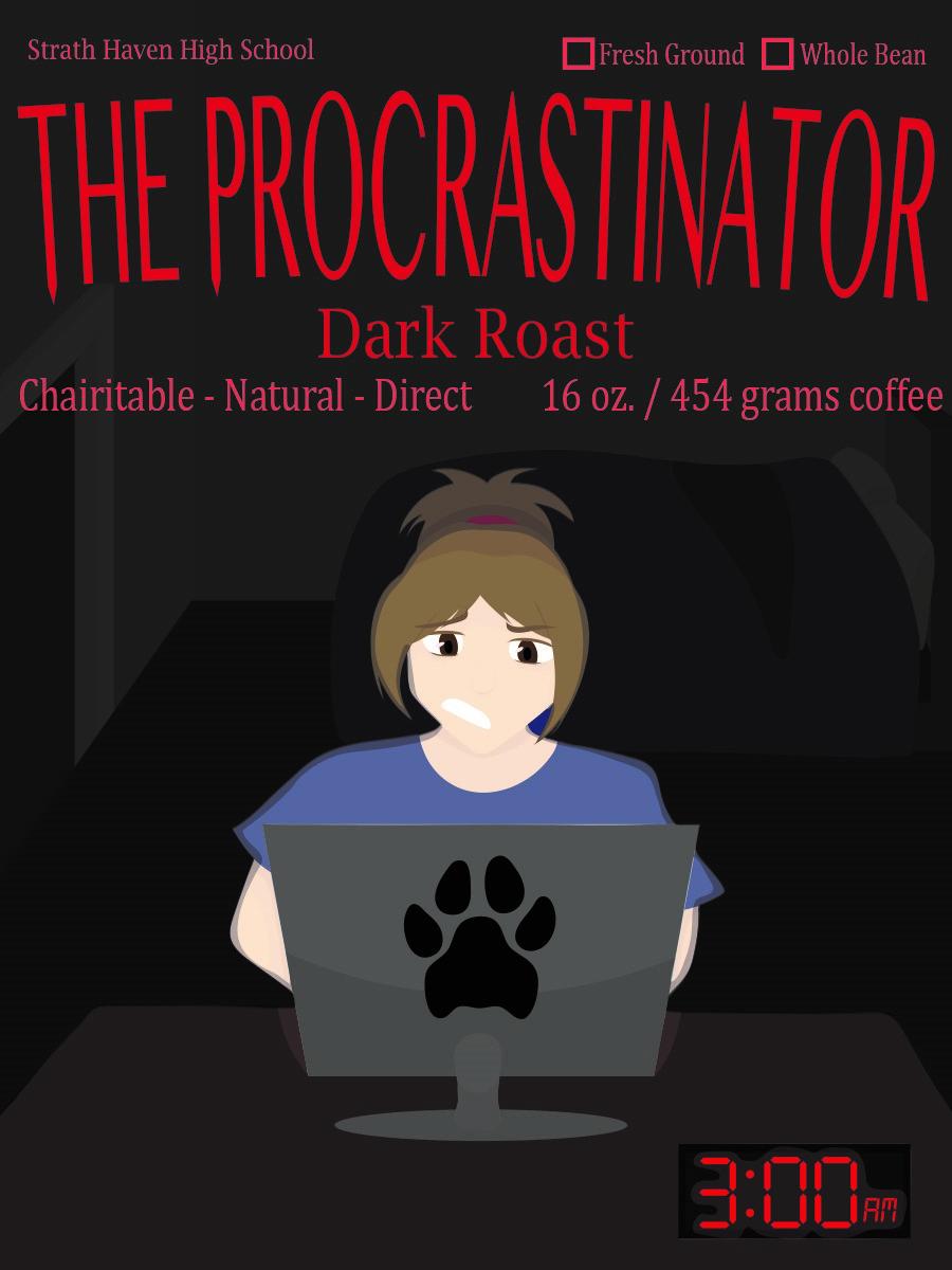 Strath Haven The Procrastinator dark